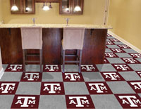 Texas Aggies Carpet