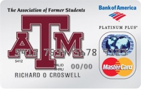 Texas Aggies Credit Card