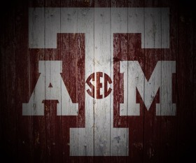 Texas Aggies SEC Wallpaper