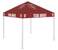 Texas Aggies Tent